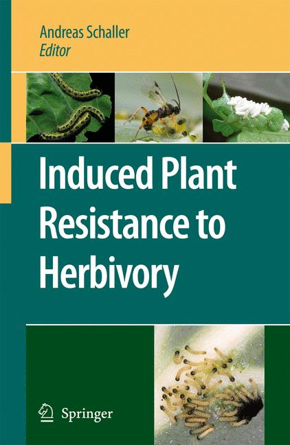 Cover of 'Induced Plant Resistance to Herbivory'