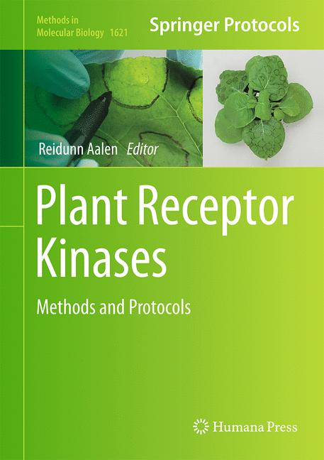 Cover of 'Plant Receptor Kinases'