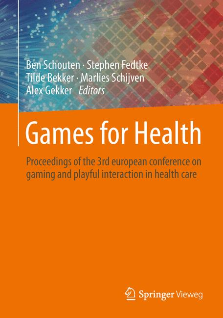 Cover of 'Games for Health'