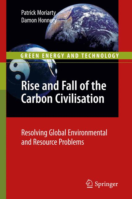 Cover of 'Rise and Fall of the Carbon Civilisation'