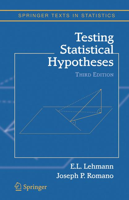 Cover of 'Testing Statistical Hypotheses'