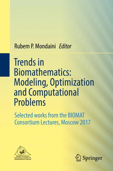 Cover of 'Trends in Biomathematics: Modeling, Optimization and Computational Problems'