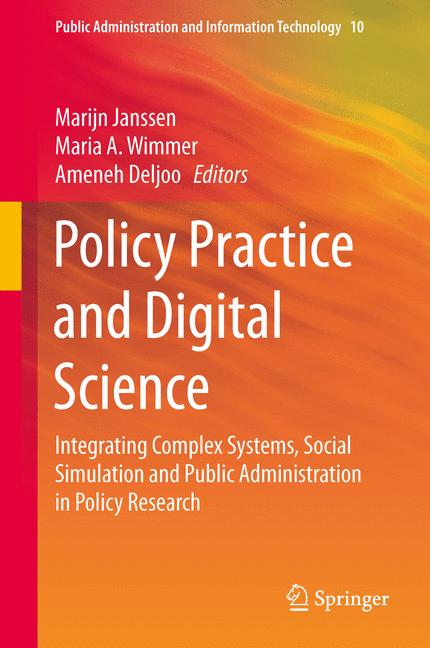 Cover of 'Policy Practice and Digital Science'