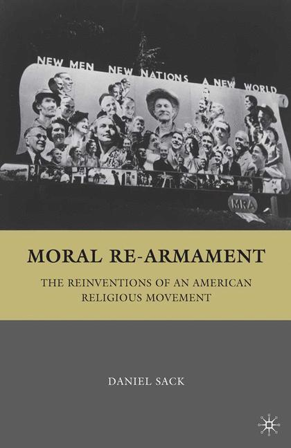 Cover of 'Moral Re-Armament'