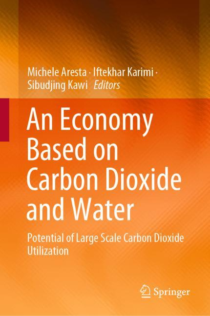 Cover of 'An Economy Based on Carbon Dioxide and Water'