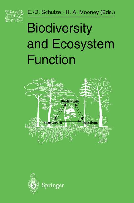 Cover of 'Biodiversity and Ecosystem Function'