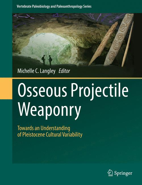 Cover of 'Osseous Projectile Weaponry'