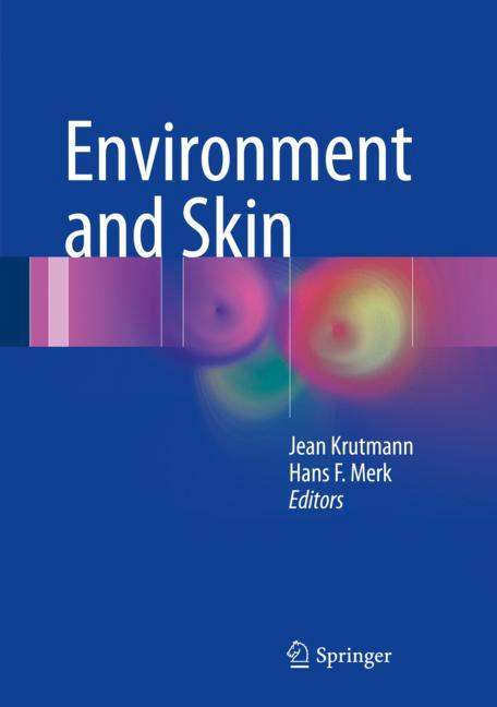 Cover of 'Environment and Skin'