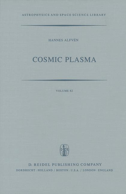 Cover of 'Cosmic Plasma'