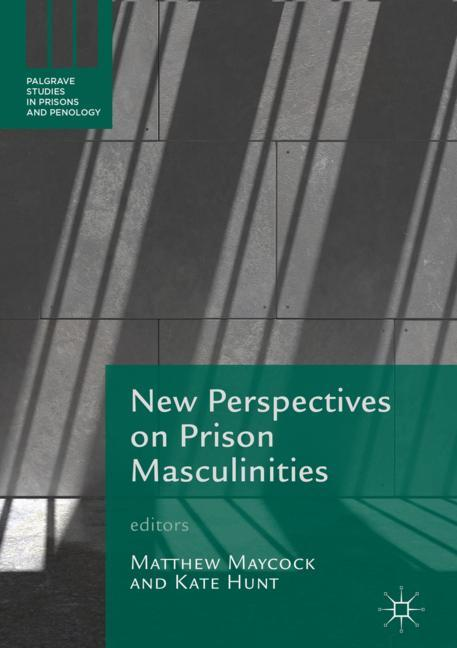 Cover of 'New Perspectives on Prison Masculinities'