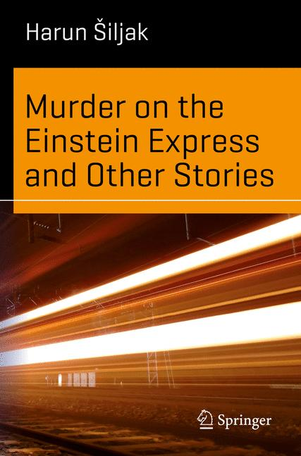 Cover of 'Murder on the Einstein Express and Other Stories'