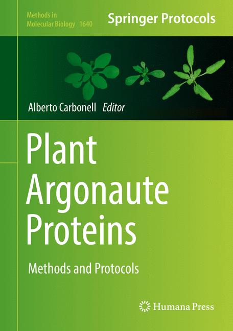 Cover of 'Plant Argonaute Proteins'