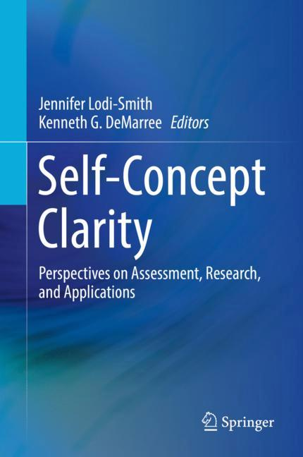 Cover of 'Self-Concept Clarity'