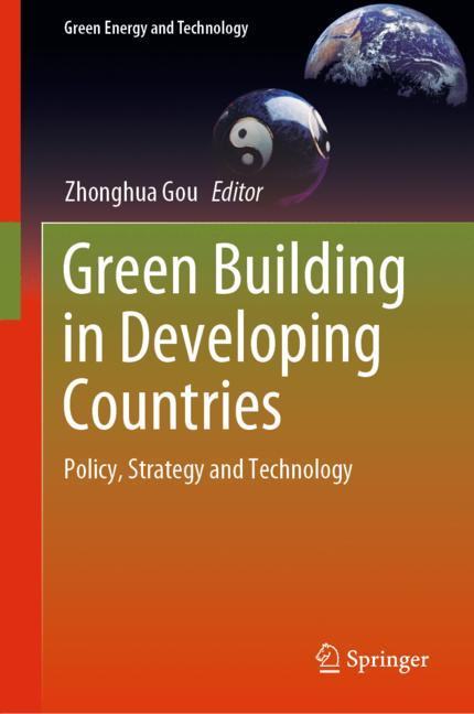 Cover of 'Green Building in Developing Countries'