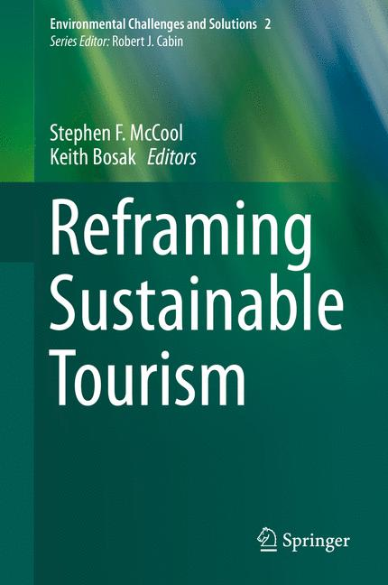 Cover of 'Reframing Sustainable Tourism'