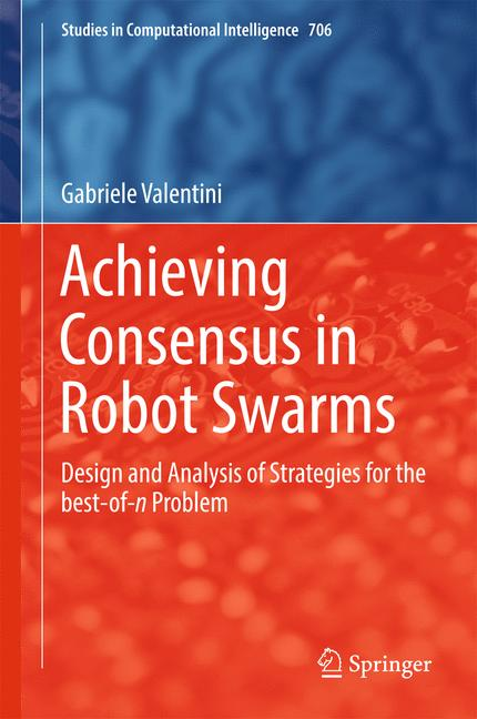 Cover of 'Achieving Consensus in Robot Swarms'