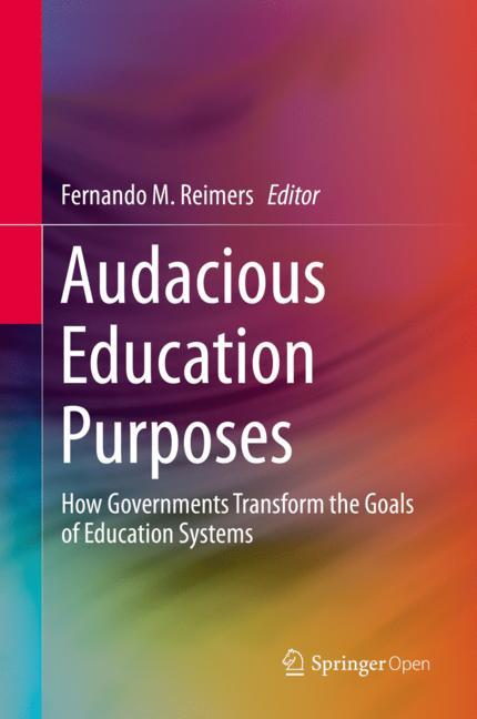 Cover of 'Audacious Education Purposes'