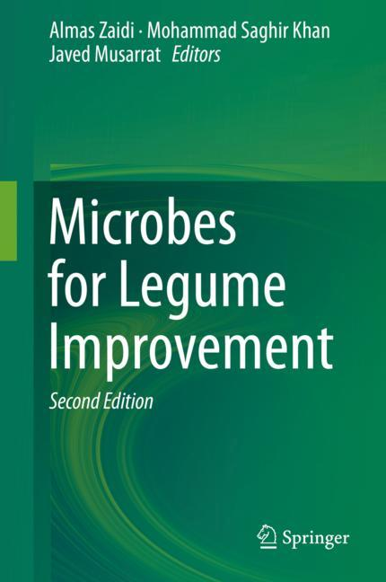 Cover of 'Microbes for Legume Improvement'