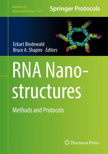 Cover of 'RNA Nanostructures'