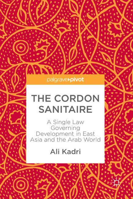 Cover of 'The Cordon Sanitaire'