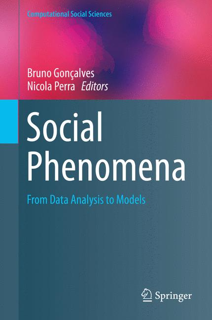 Cover of 'Social Phenomena'