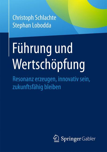 Cover of 'Führung und Wertschöpfung'