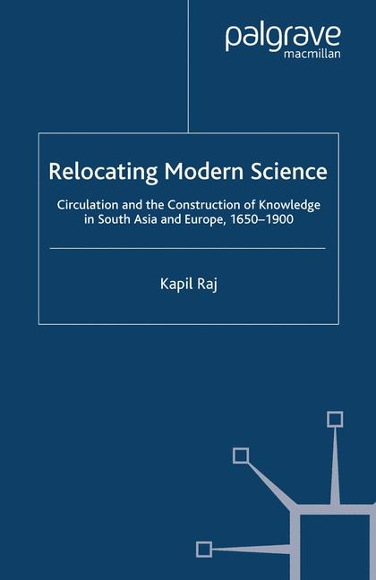 Cover of 'Relocating Modern Science'