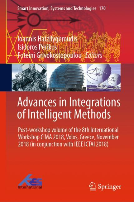 Cover of 'Advances in Integrations of Intelligent Methods'