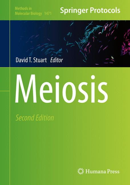 Cover of 'Meiosis'