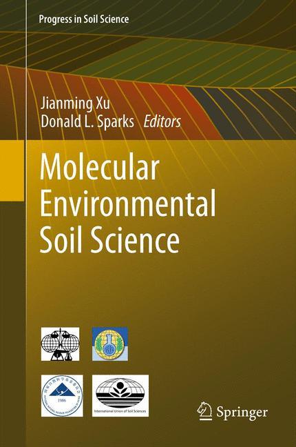 Cover of 'Molecular Environmental Soil Science'