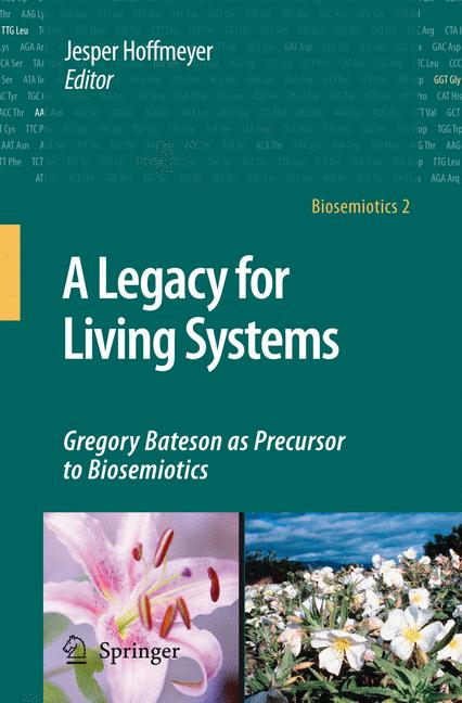 Cover of 'A Legacy for Living Systems'