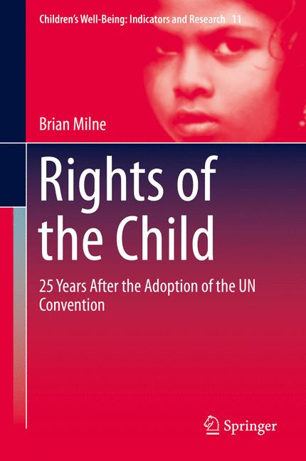 Cover of 'Rights of the Child'