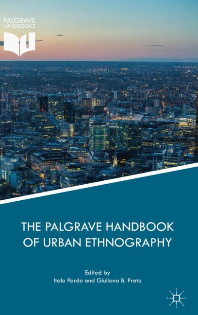 Cover of 'The Palgrave Handbook of Urban Ethnography'