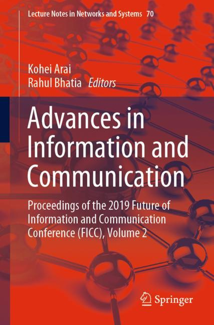 Cover of 'Advances in Information and Communication'