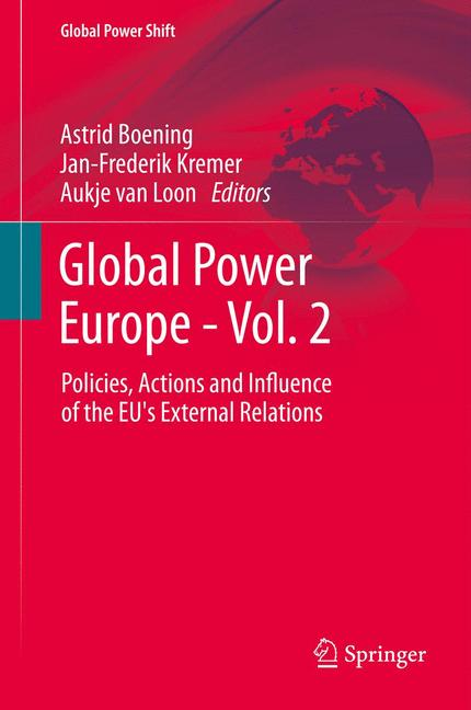 Cover of 'Global Power Europe - Vol. 2'