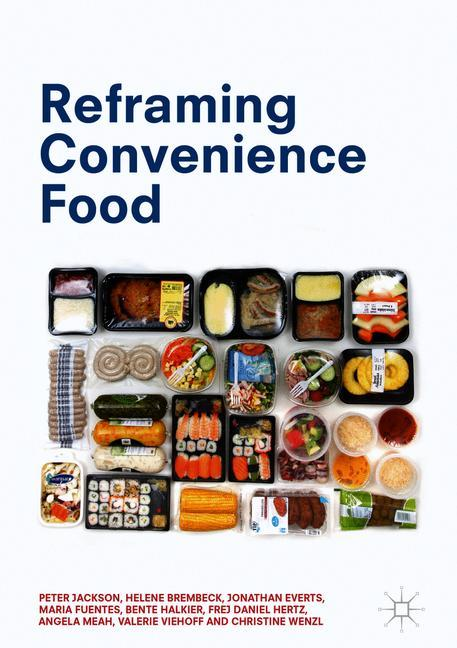 Cover of 'Reframing Convenience Food'
