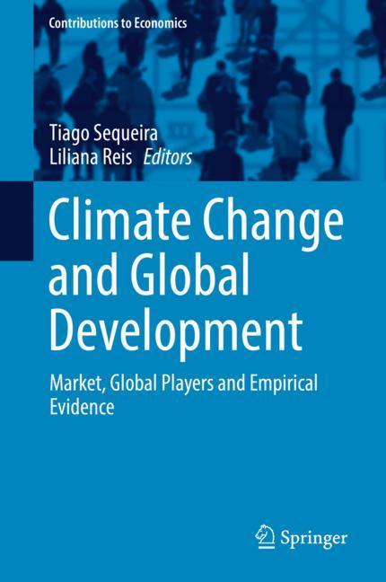 Cover of 'Climate Change and Global Development'