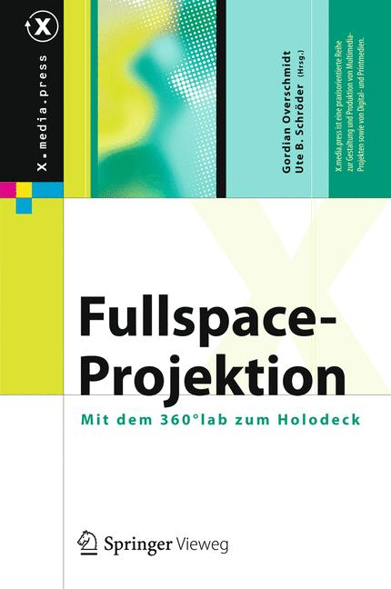 Cover of 'Fullspace-Projektion'