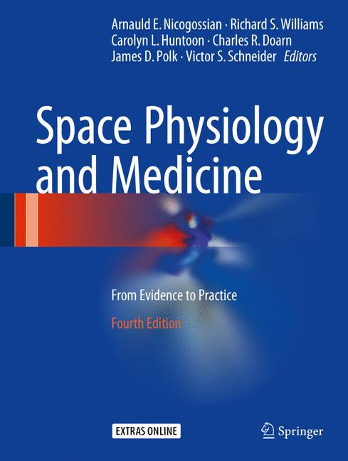 Cover of 'Space Physiology and Medicine'