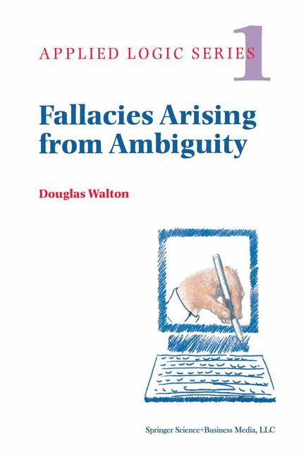 Cover of 'Fallacies Arising from Ambiguity'