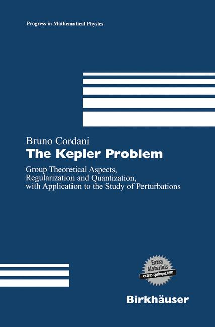 Cover of 'The Kepler Problem'