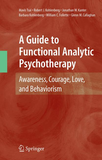 Cover of 'A Guide to Functional Analytic Psychotherapy'
