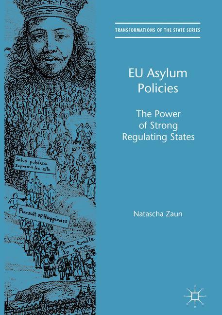 Cover of 'EU Asylum Policies'