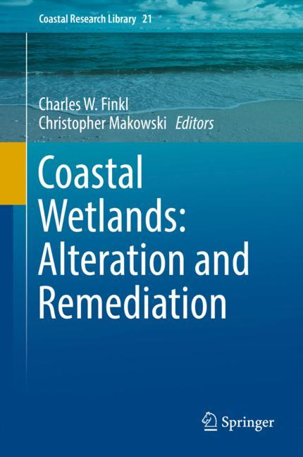 Cover of 'Coastal Wetlands: Alteration and Remediation'