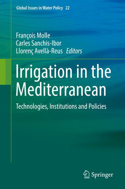 Cover of 'Irrigation in the Mediterranean'