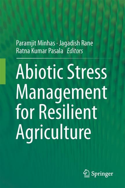 Cover of 'Abiotic Stress Management for Resilient Agriculture'