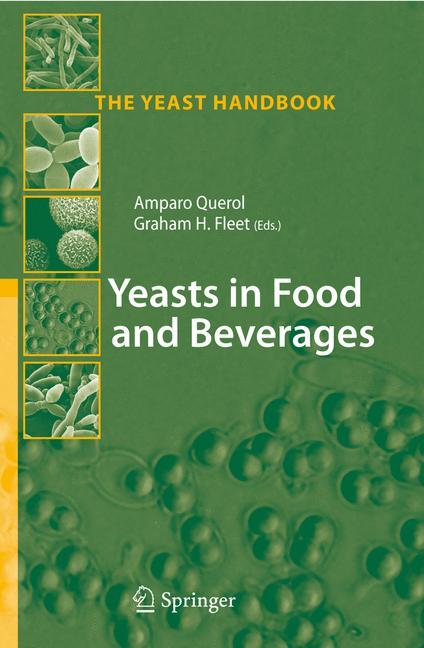 Cover of 'Yeasts in Food and Beverages'