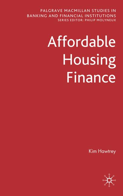 Cover of 'Affordable Housing Finance'