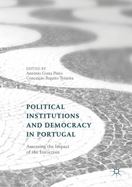 Cover of 'Political Institutions and Democracy in Portugal'