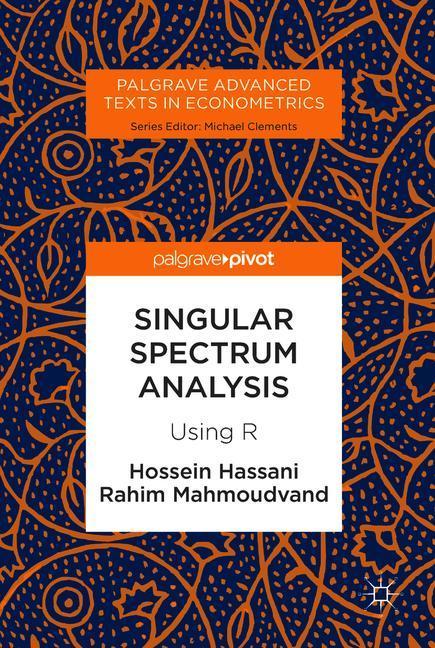 Cover of 'Singular Spectrum Analysis'